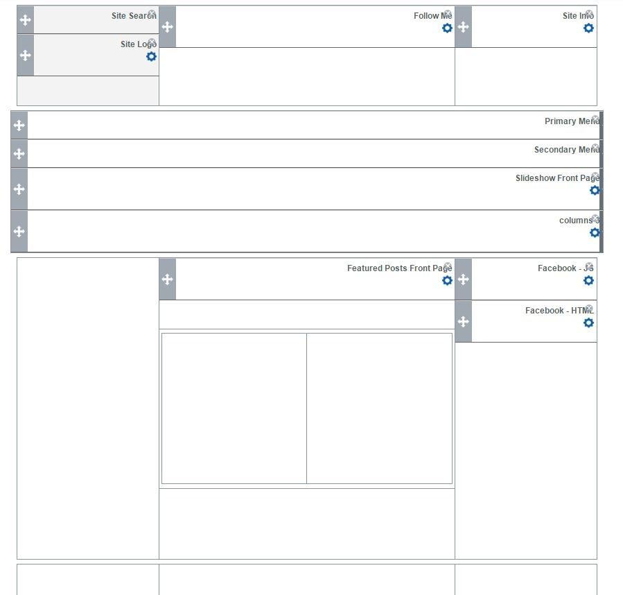 Page Plugin - Layout